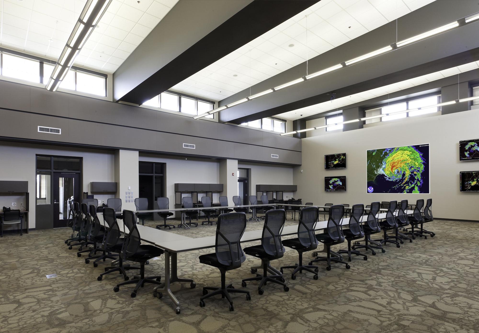 Emergency Communication Center Design