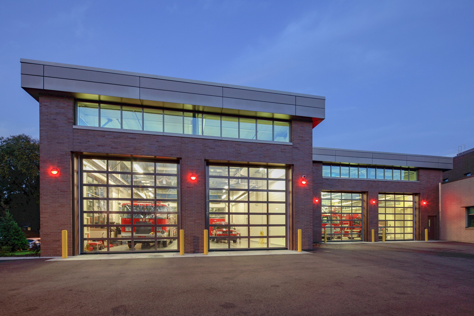 Fire Station Design 2