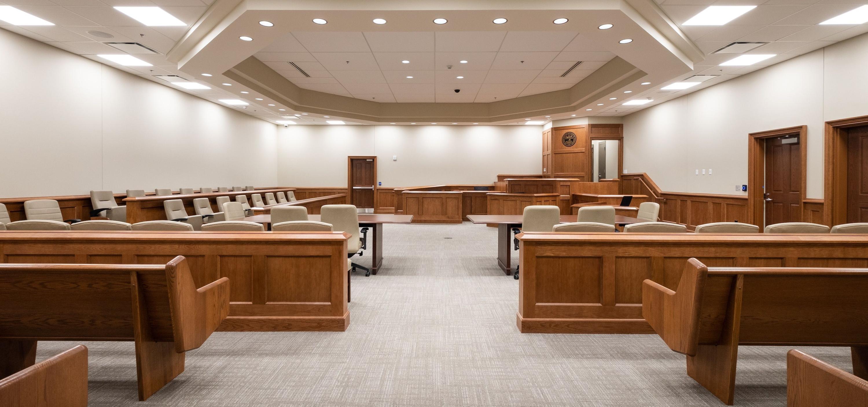 Judicial Architecture 3