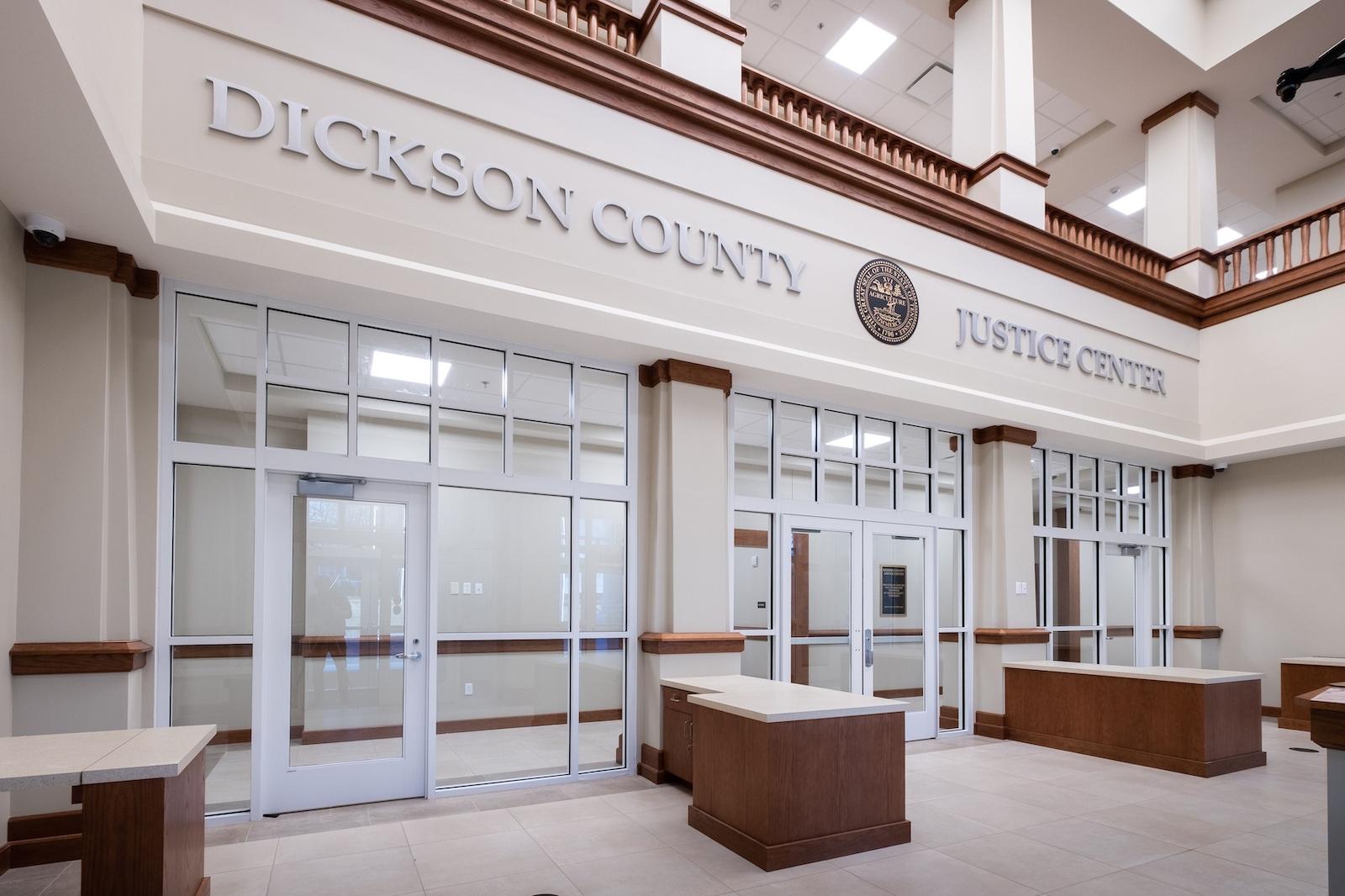 Judicial Architecture