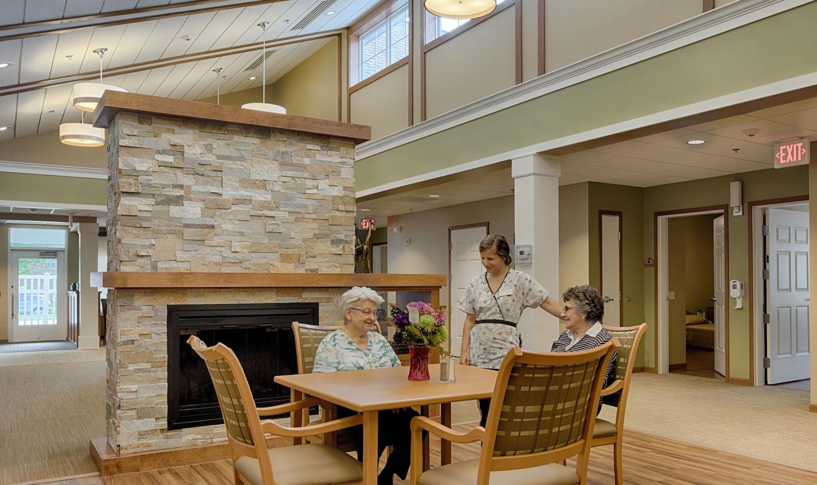Long Term Care Facility Design