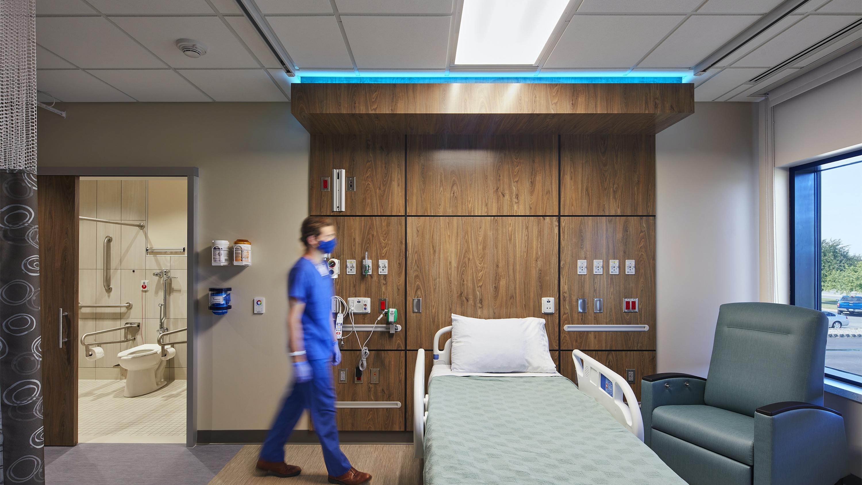 Covid's Impact on Healthcare Design