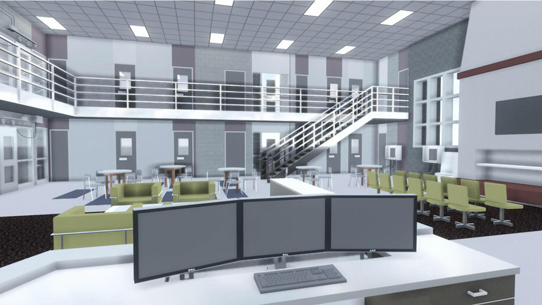 Denver Jail 3 website