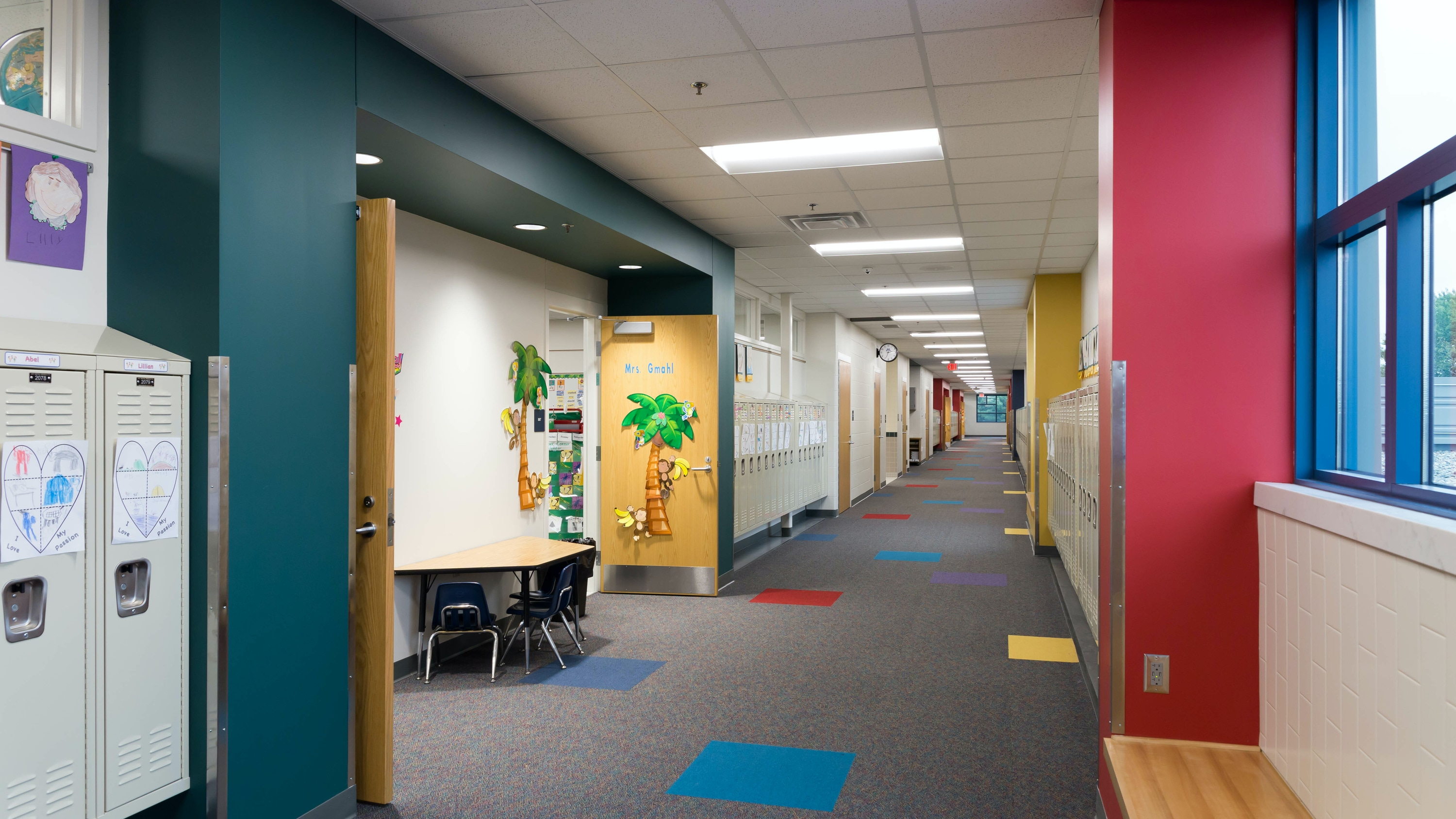 New Flexible Learning Space
