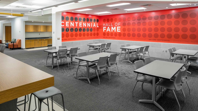 Centennial High School4