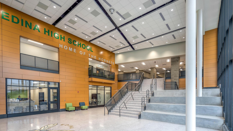 Edina High School 1