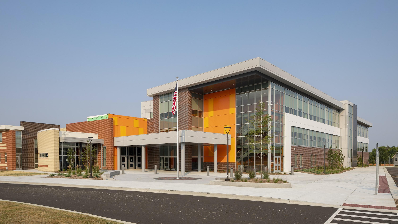 McHenry High School5