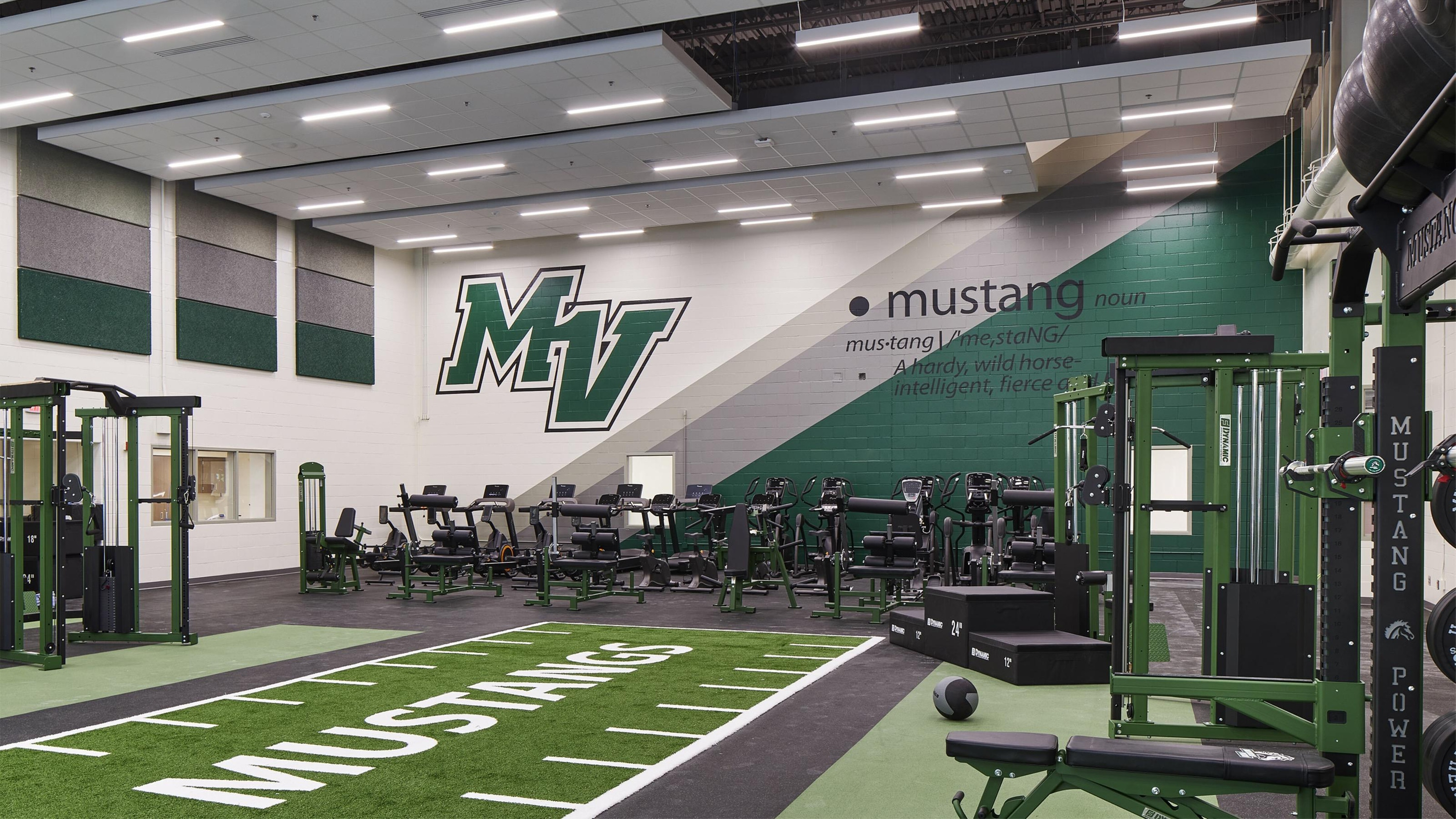 Mounds View High School 2