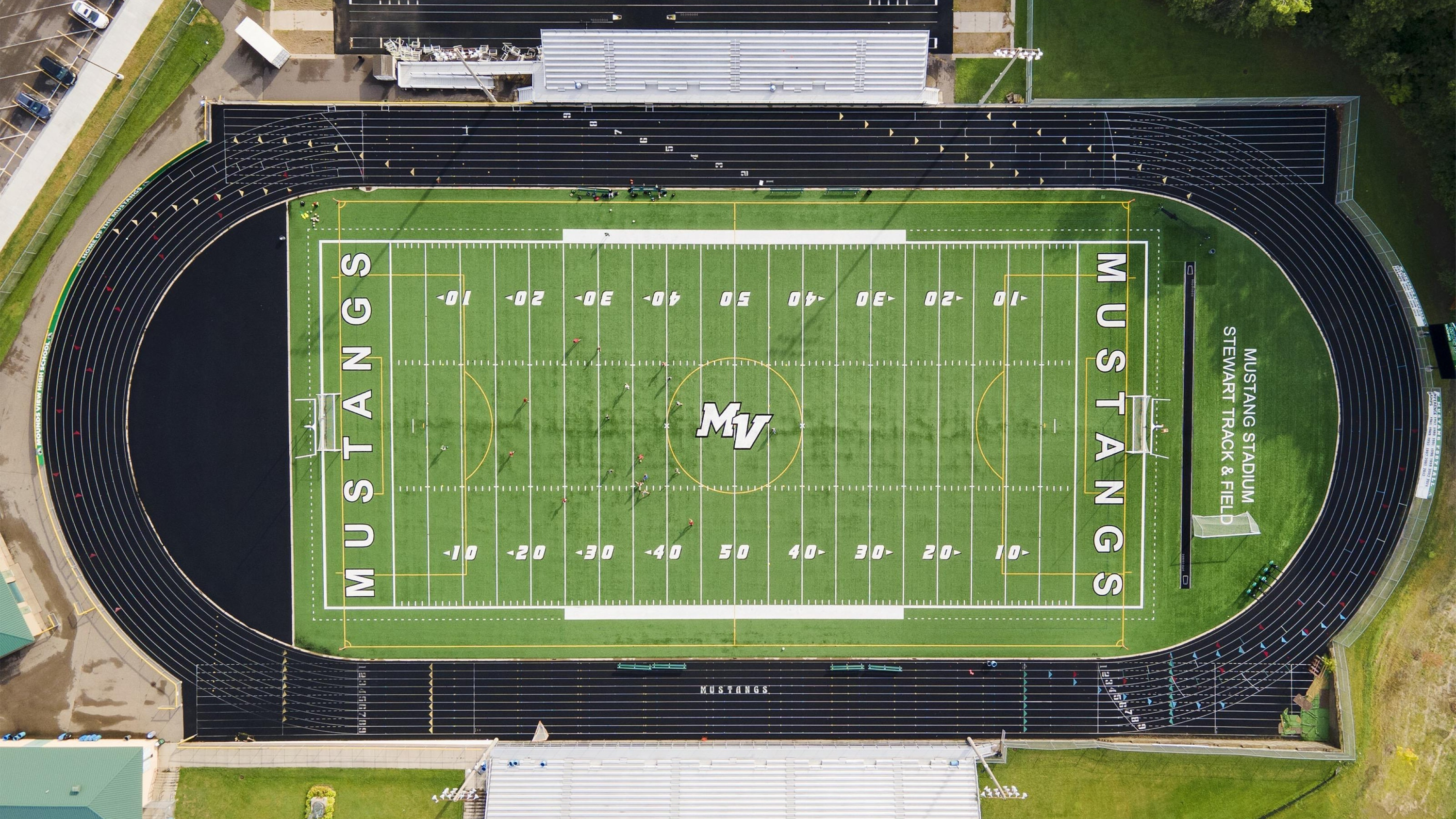 Mounds View High School 3