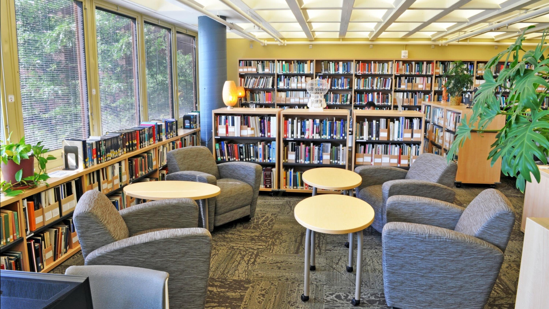 Waite library