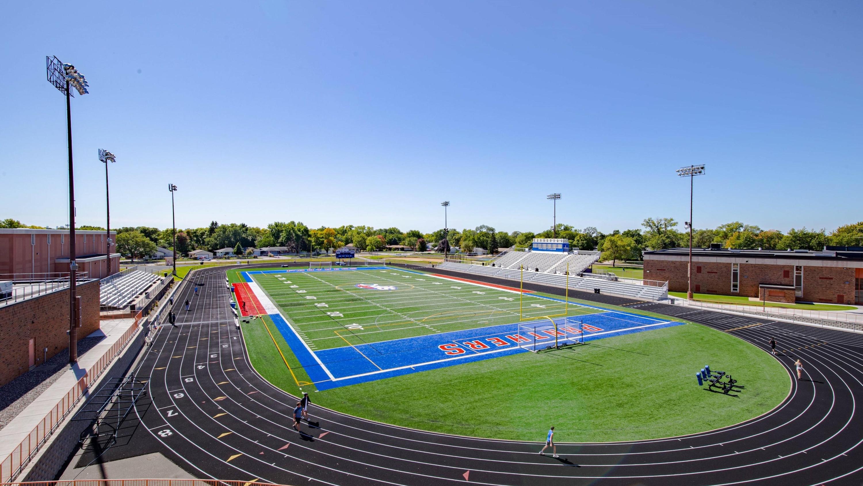 Spring Lake Park Stadium 1