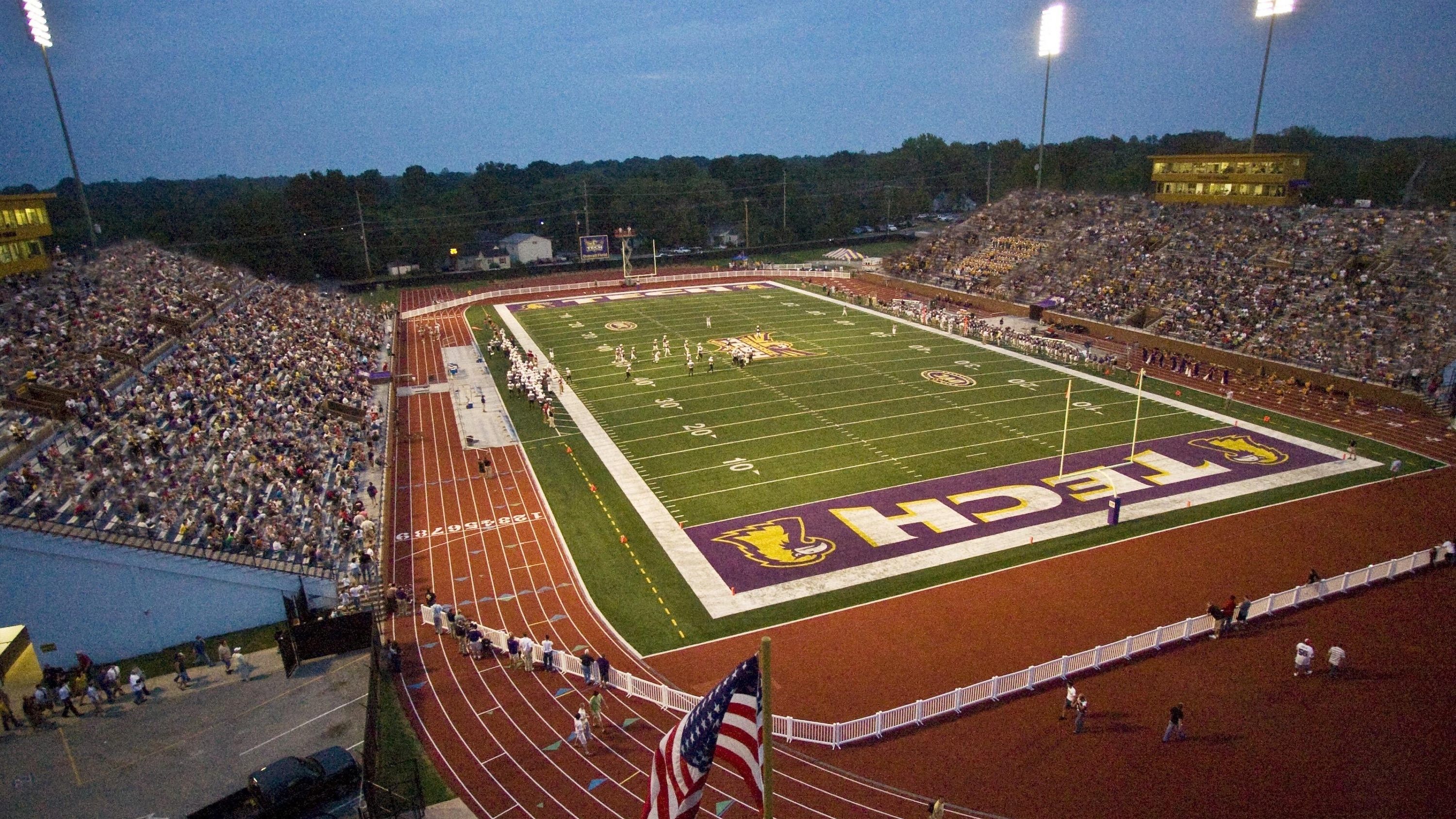 TN Tech Tucker Stadium 4
