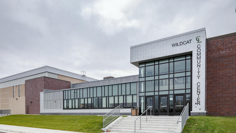 Wildcat Community Center 1