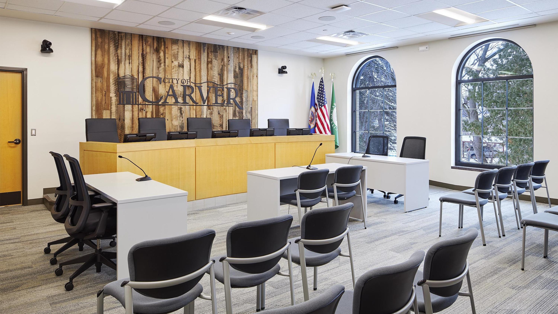 Carver City Hall1