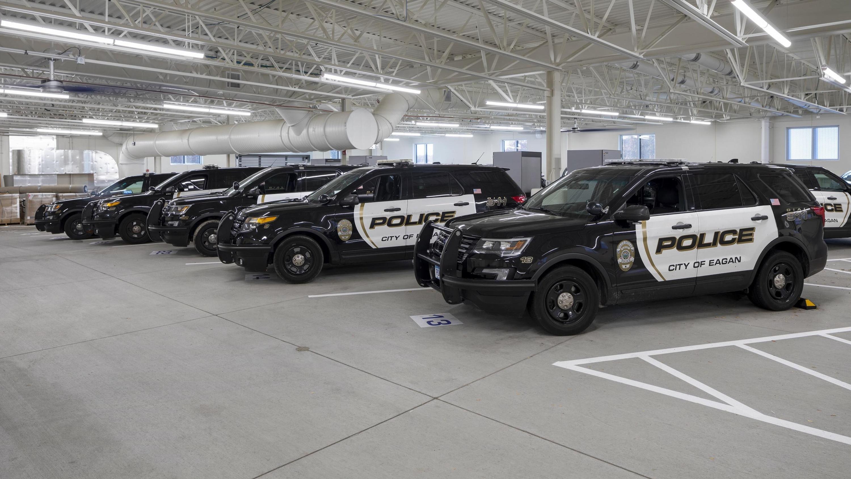 Eagan City Hall and Police1