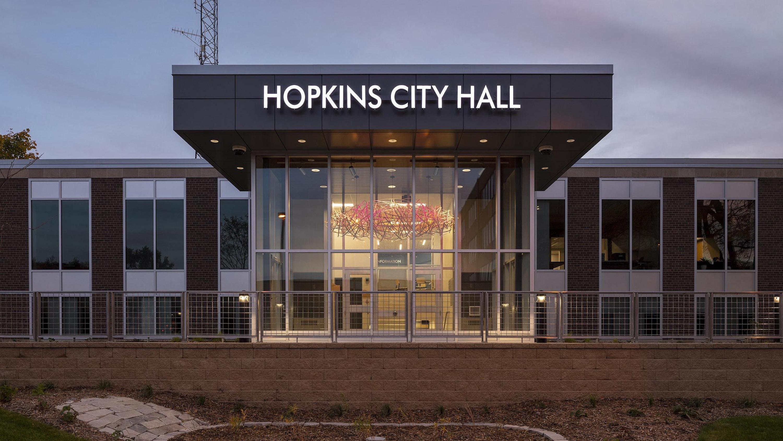 Hopkins city hall4