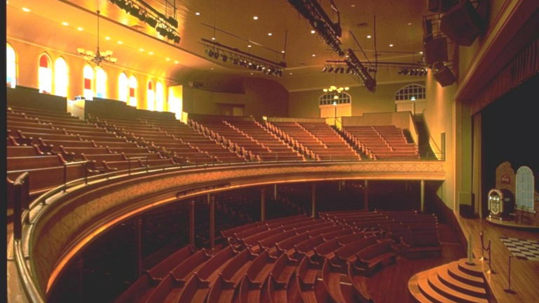 Ryman Auditorium1