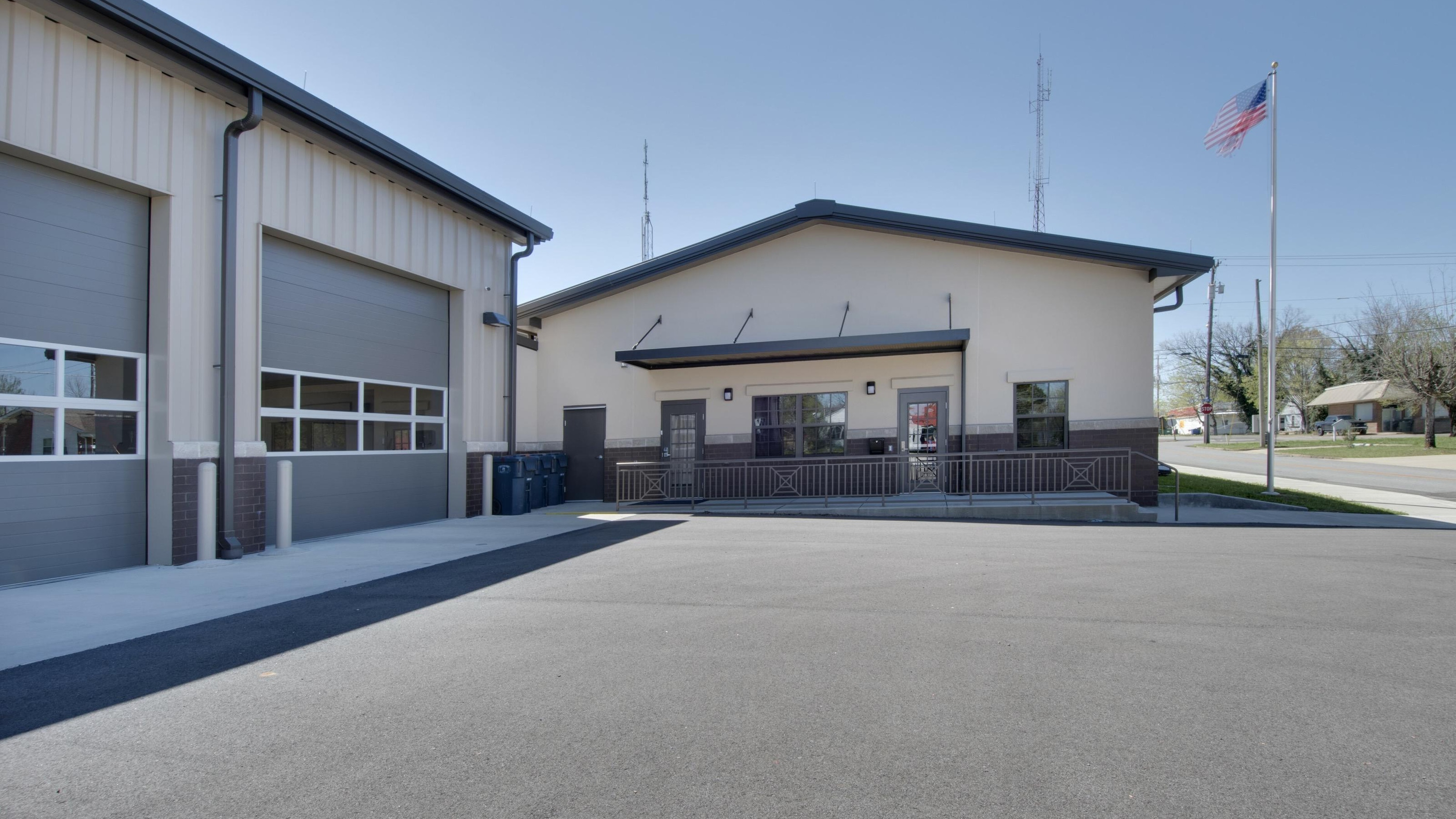 Hohenwald Emergency Operations Center2