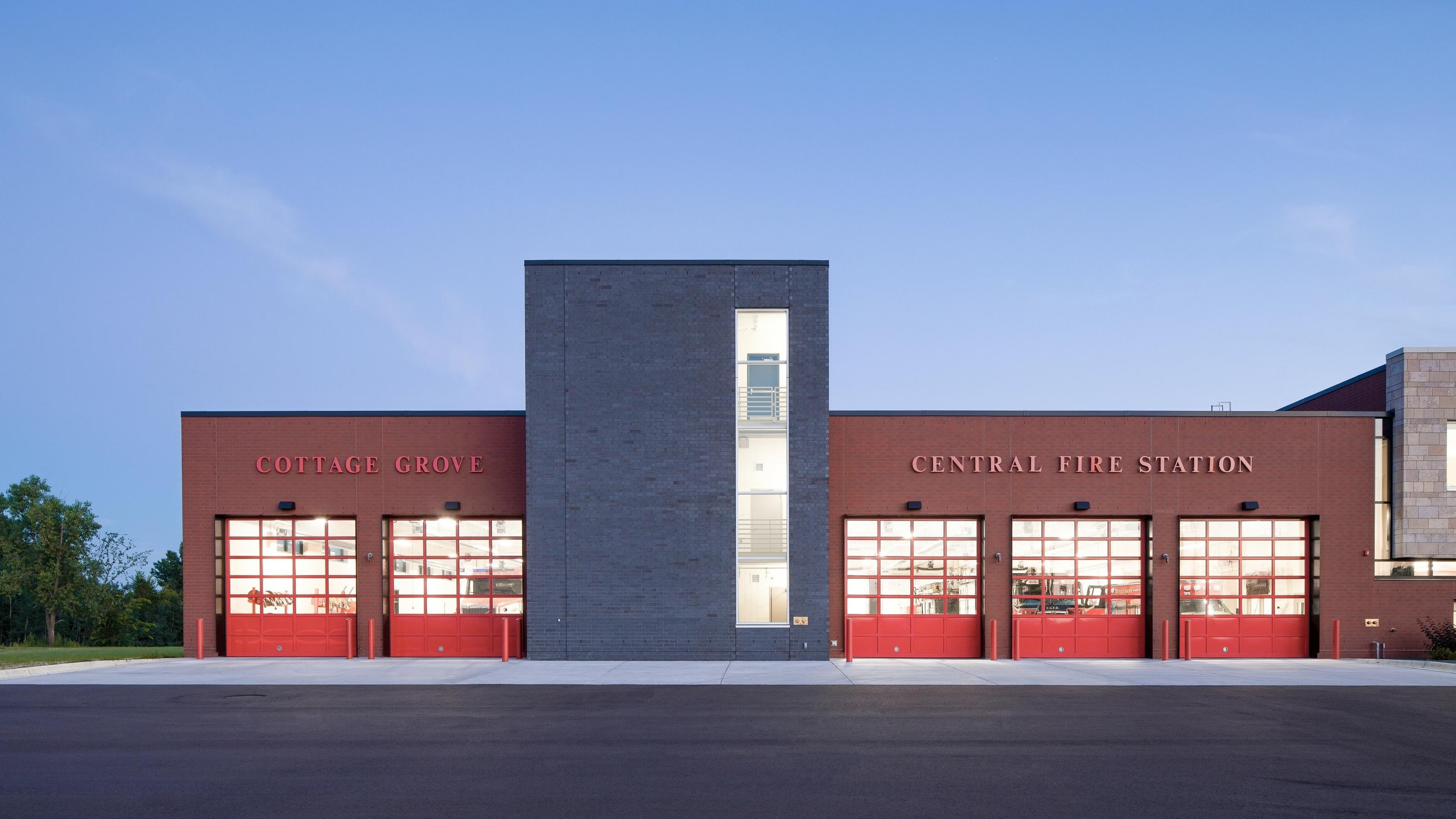 Cottage Grove Central Fire Station