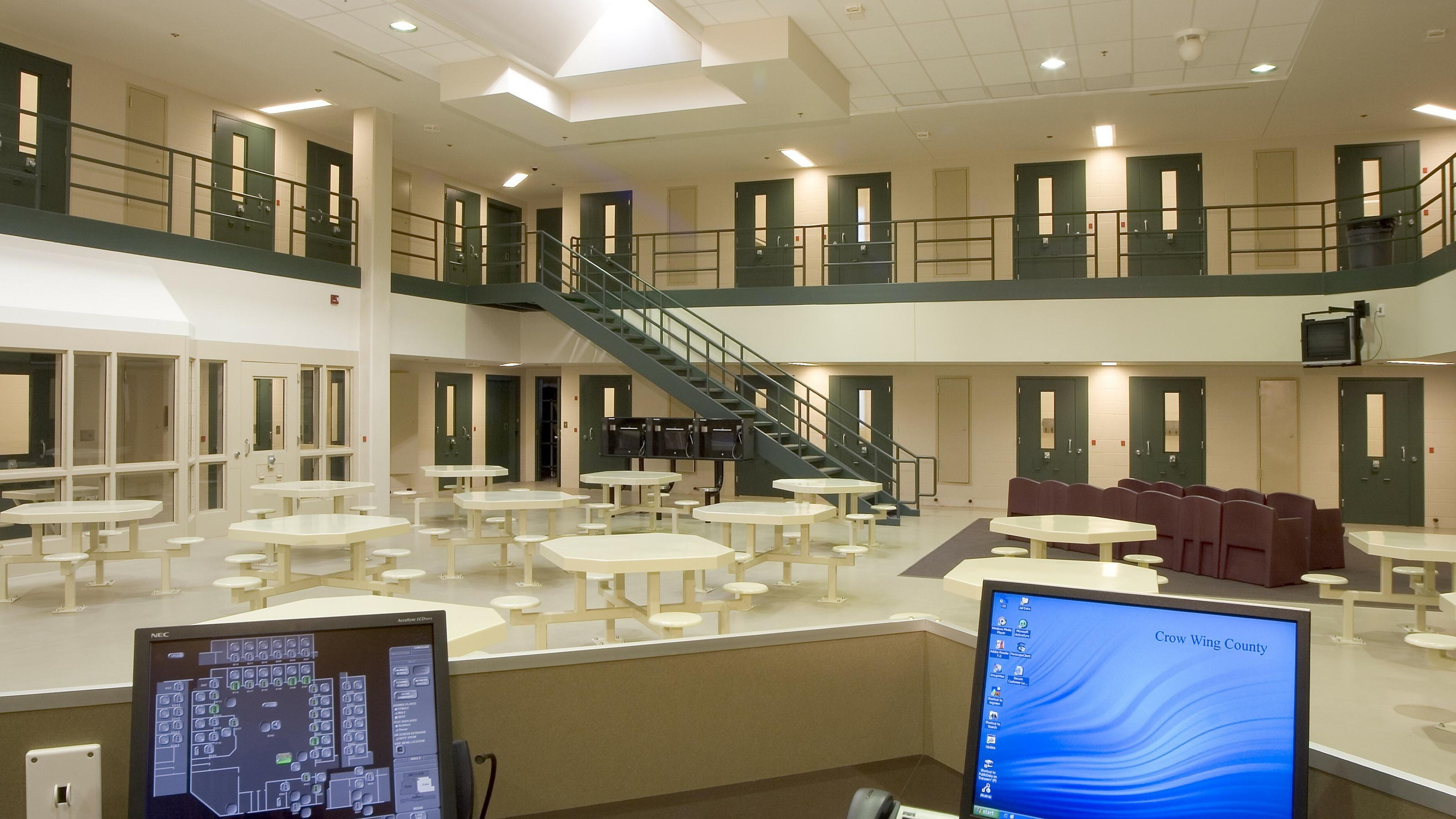Crow wing county jail