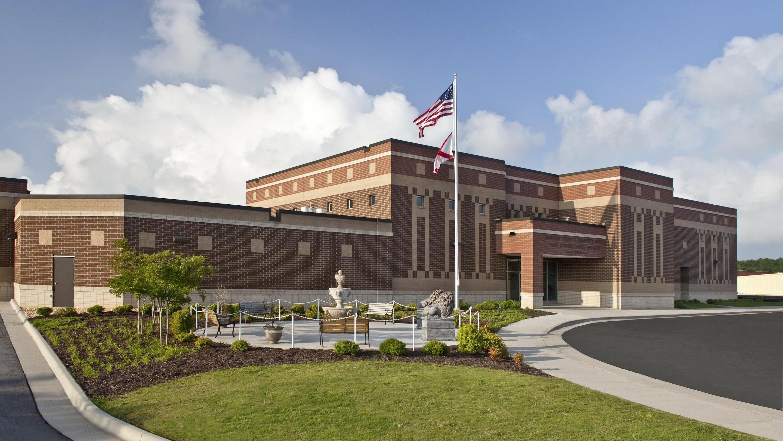 Morgan County Jail1