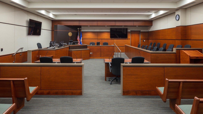 Anoka County Courthouse13