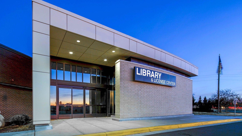 Dakota County Burnhaven Library