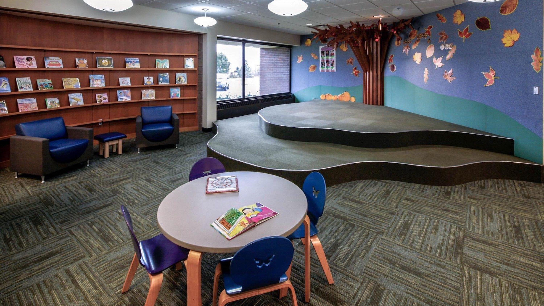 Dakota County Burnhaven Library1