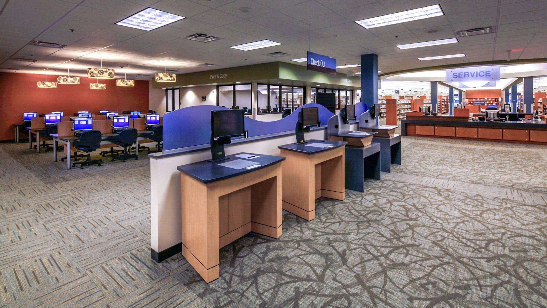 Dakota County Burnhaven Library3