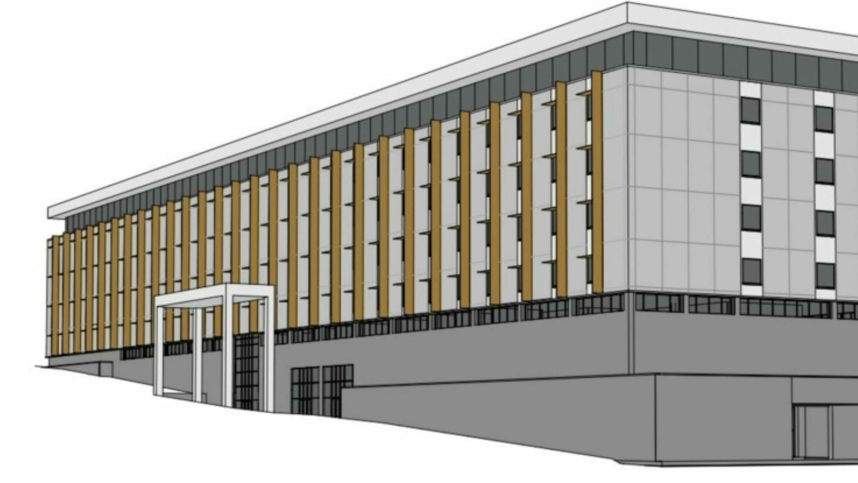 State of Minnesota pre design centennial building
