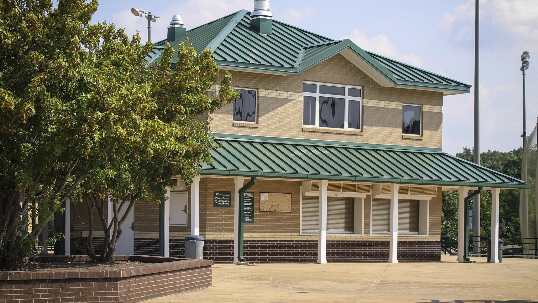 Turner Complex at Crossville Centennial Park1
