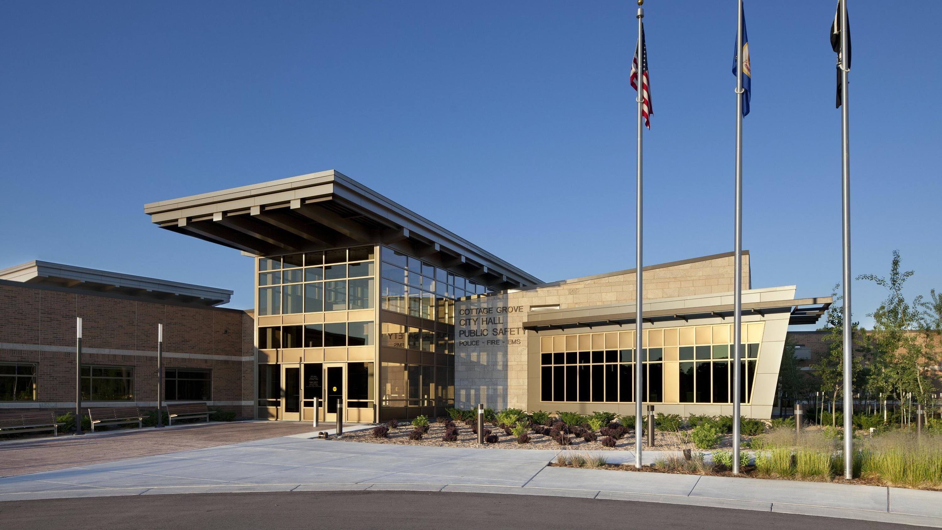 Cottage Grove Public Safety City Hall