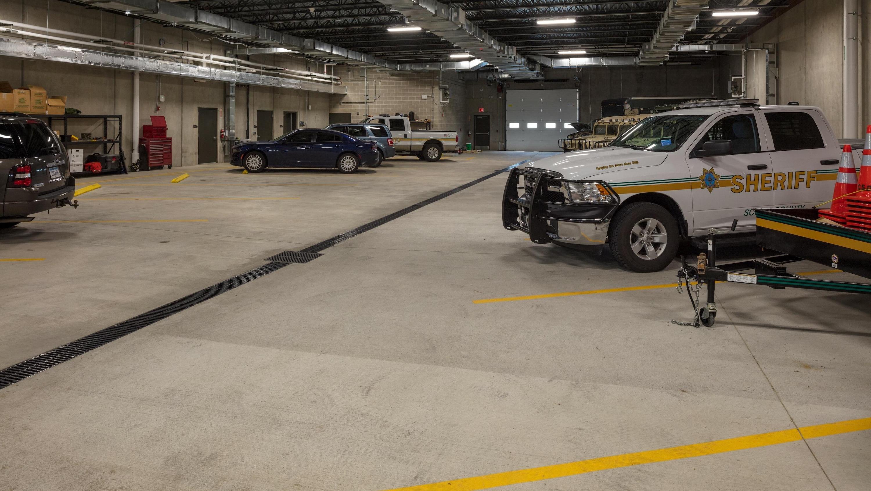 Scott County Sheriffs Patrol Headquarters