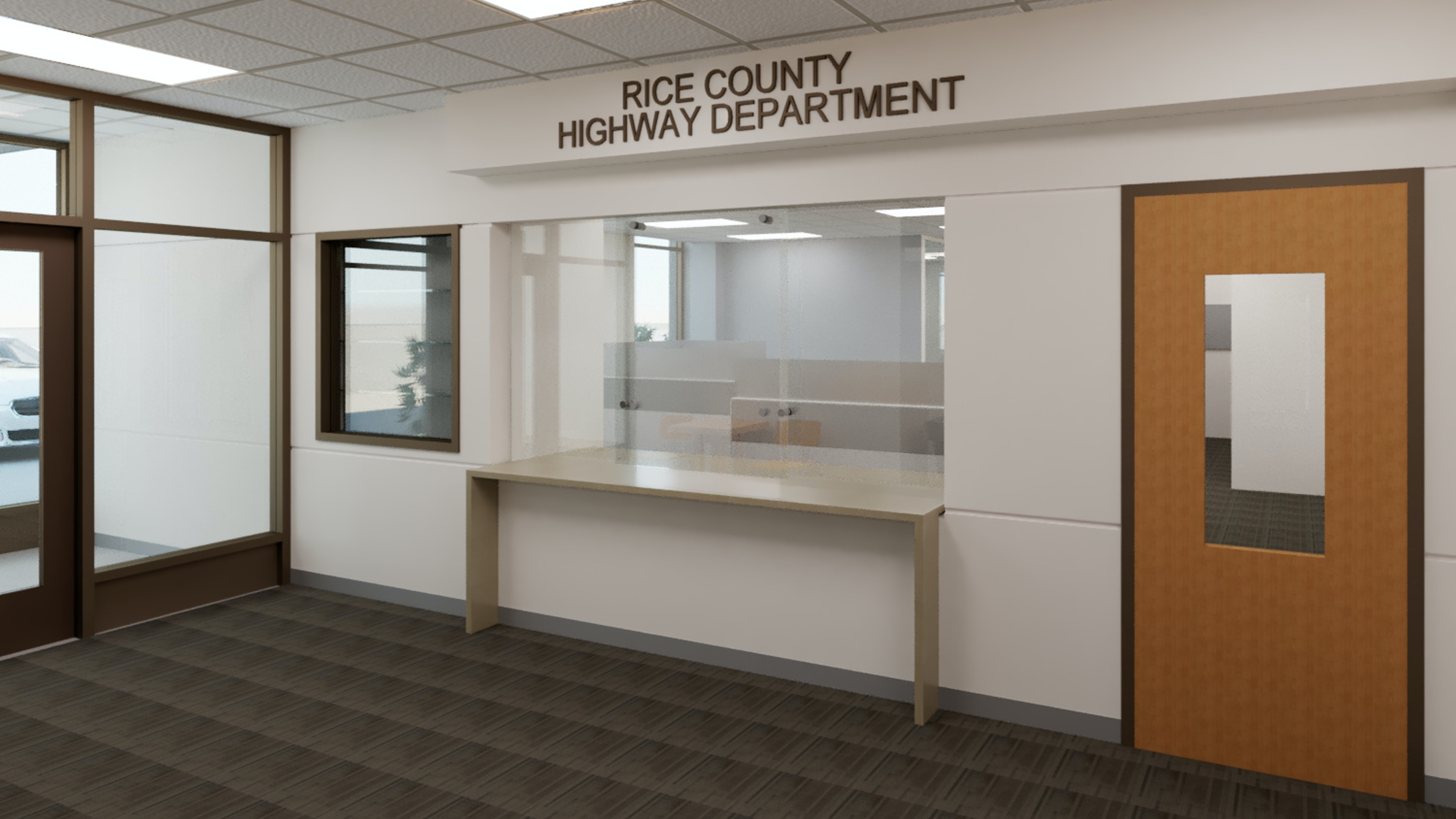 Rice County Highway Building