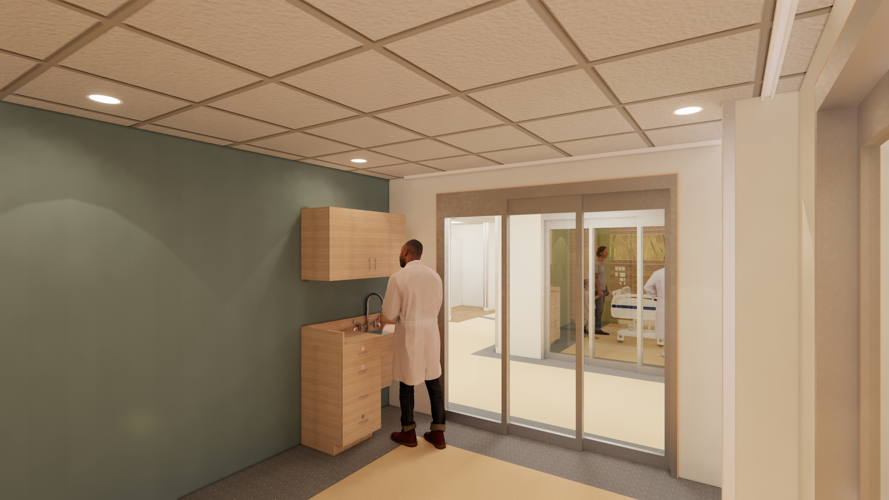 Mayo Eau Claire Anesthetising Procedure Rooms1