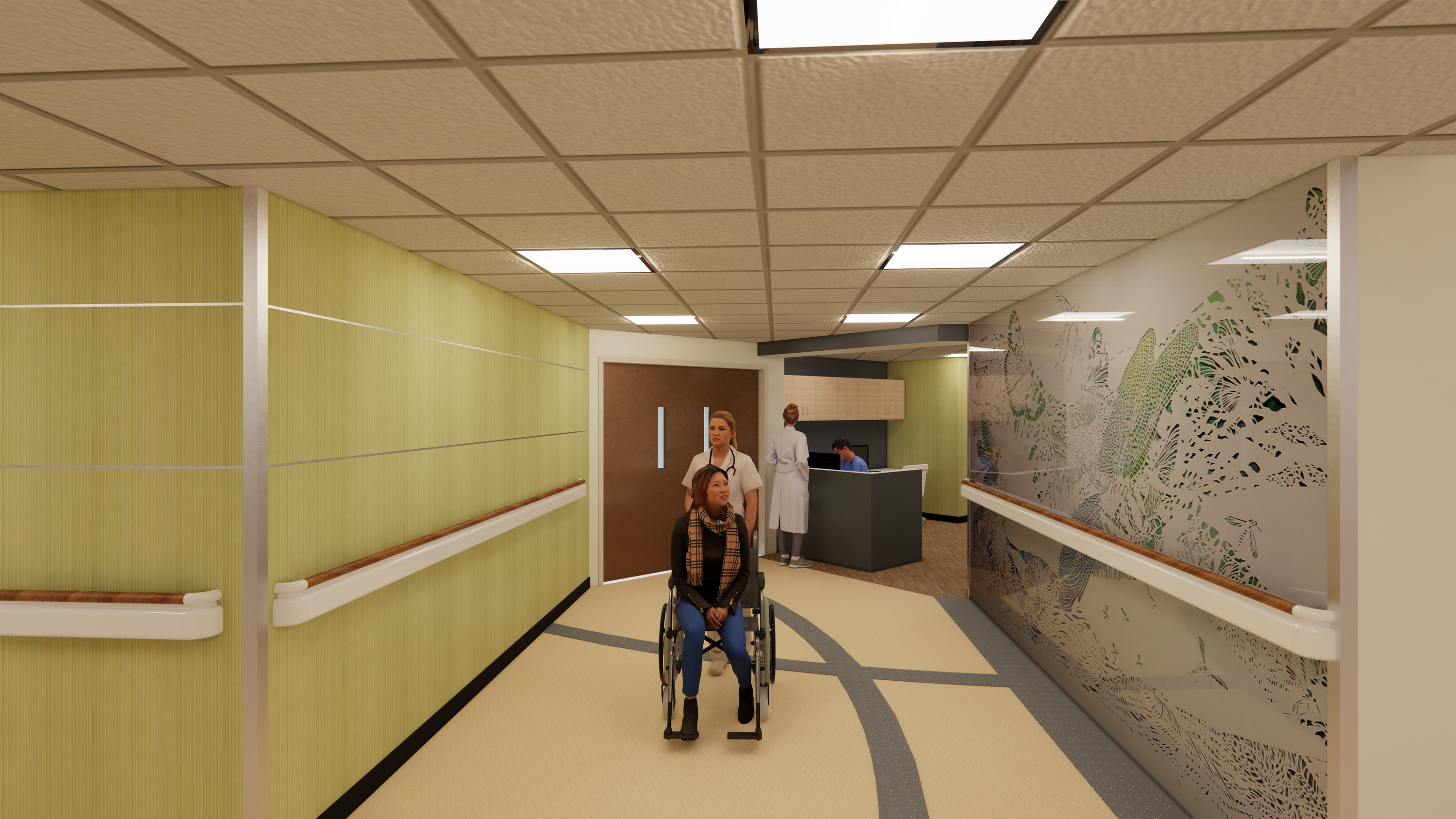 Mayo Eau Claire Anesthetising Procedure Rooms2
