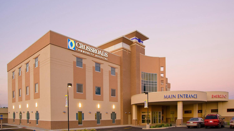 Crossroads community hospital3