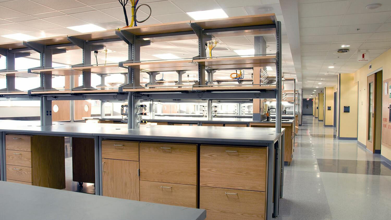 VA Medical Center Acre Laboratories