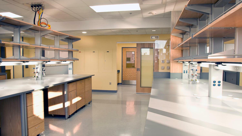 VA Medical Center Acre Laboratories2