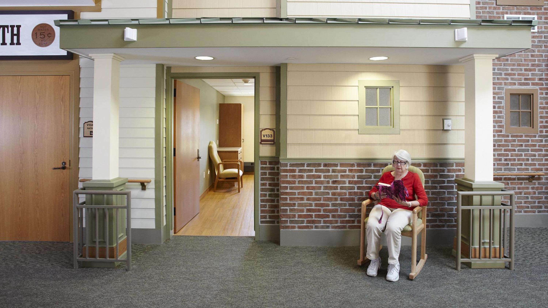 Fergus Falls Veterans Home